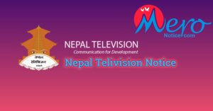 Job Vacancy on Nepal television