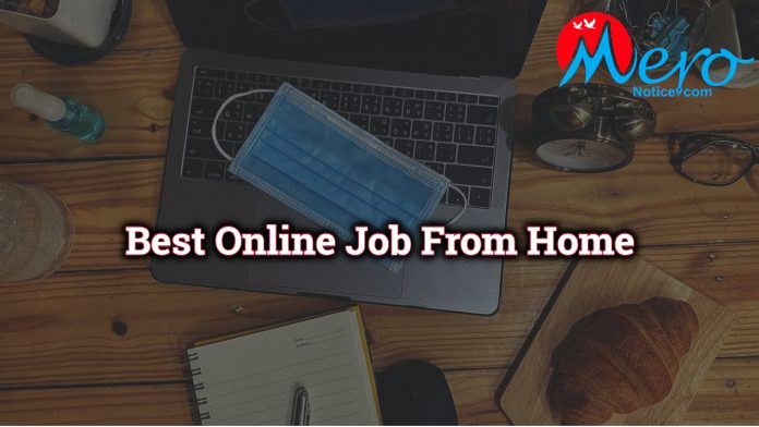 Best Online Job From Home
