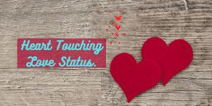 45 Heart Touching Love Status for Facebook and Whatsapp